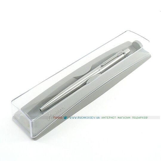 Шариковая ручка Parker Jotter Stainless Steel СТ