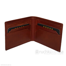 Портмоне CROSS Richard T Cross COMPACT WALLET горизонтальное AC848583N-1