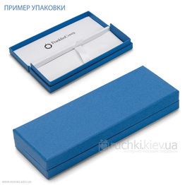 Кулькова ручка Franklin Covey Freemont Black CT Fn0032-1