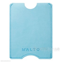 Чехол для паспорта Malto Bergamo Viva Light Blue